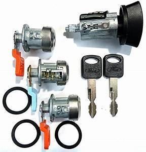 Keyo1e Power Door Lock Actuators Kit Left And Right For