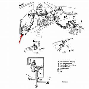 Gmc Jimmy 1995 4x4 Not Working  Need A Clear Diagram For