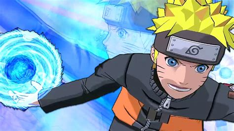 Naruto Rasengan Naruto Shippuden Clash Of Ninja