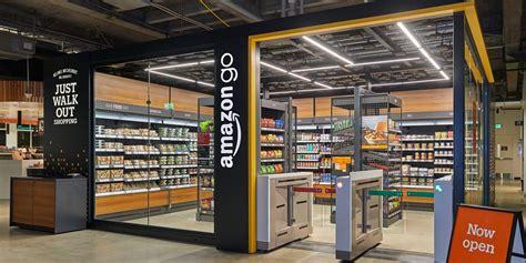 amazon opens small amazon  store reveals broad strategy