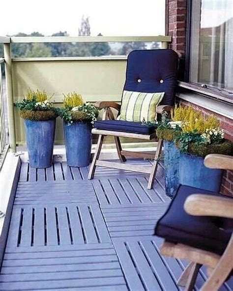 furniture   small balcony
