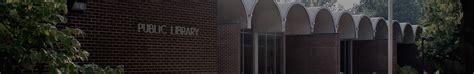 jonesboro public library snyder environmental