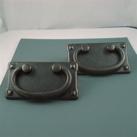 mission style cabinet handles mission style bronze finish drawer pulls and cabinet pull two