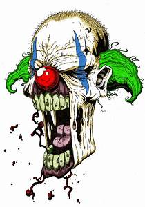 Zombie clown image - ©orporatefilth™ - Mod DB
