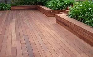 Terrasse Bois Exotique : terrasse en bois massaranduba blog terrasse bois ~ Melissatoandfro.com Idées de Décoration