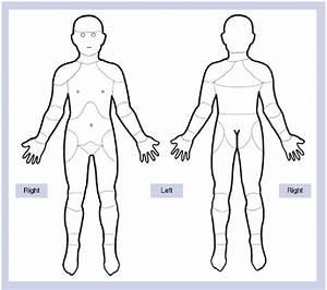30 Body Diagram For Pain Assessment