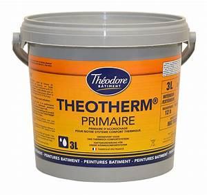 Enduit Exterieur Avant Peinture : theotherm primaire peinture primaire murs et fa ades ~ Premium-room.com Idées de Décoration