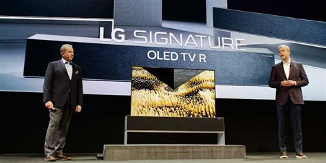 Best Televisions From Ces 2019
