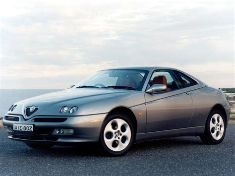 1998 Alfa Romeo Gtv (916)  Pictures, Information And