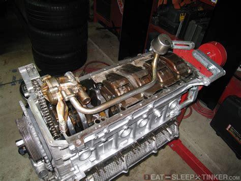 Eat, Sleep, Tinkerbmw S54 Oil Pan And Dual Pickup Pump