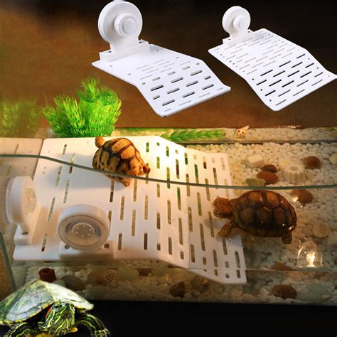 sizes turtle pier dock basking plastic platform shelf
