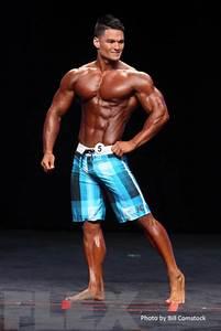 2014 Olympia - Jeremy Buendia - Men Physique | FLEX Online