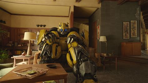 wallpaper transformers bumblebee  movies