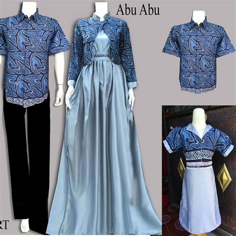tunik gamis cantik baju gamis batik ibu ibu newdirections us