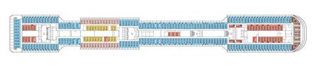 Msc Divina Deck Plan 10 by Msc Divina Leicht Finden Und Direkt Buchen