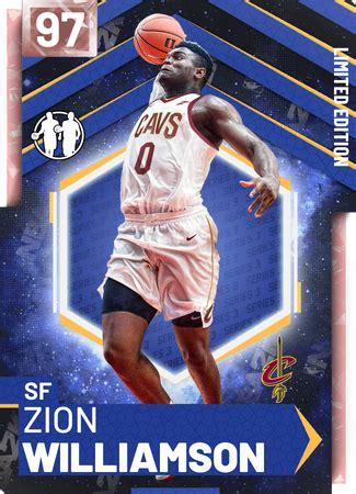 zion williamson nba  custom card kmtcentral