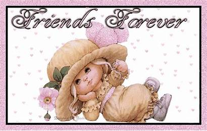 Forever Friends Friendship Friend Cards Glitter Greetings