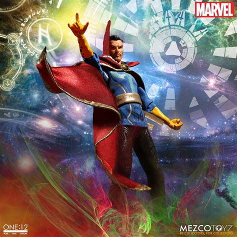 One12 Collective Dr Strange  Mezco Toyz