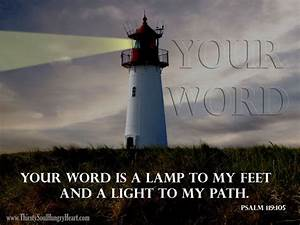 pin by nora carney maeser on think on these things pinterest With lamp to my feet and a light to my path