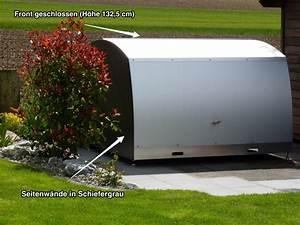 Fahrradgarage 4 Fahrräder : fahrradgarage velotect flex aus hpl und eloxiertem aluminium fahrradparkanlagen ~ Buech-reservation.com Haus und Dekorationen