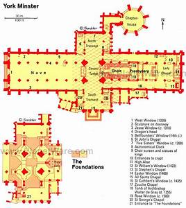 Exploring york minster a visitor39s guide planetware for York minster floor plan