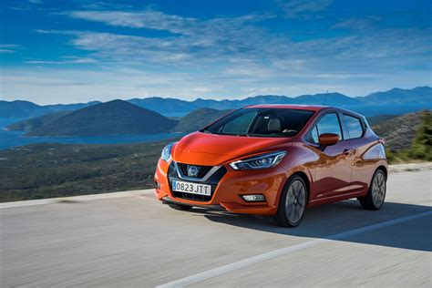 nissan micra neu customers take delivery of all new nissan micra