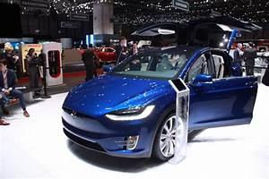 Tesla Porte Papillon : tesla grand absent de l dition 2017 du salon de gen ve ~ Nature-et-papiers.com Idées de Décoration