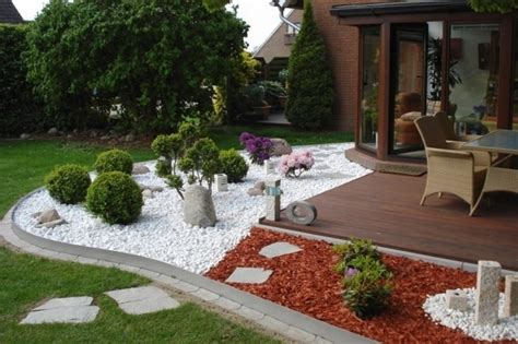 Gartengestaltung Beispiele Erfreulich Gartengestaltung