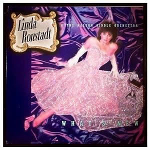 Glittered Linda Ronstadt What's New Album - Eclectic ...