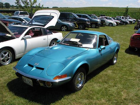 1971 Opel Gt by 1971 Opel Gt Information And Photos Momentcar