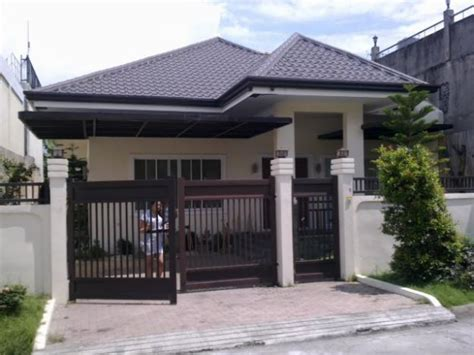 Philippines Style House Plans Bungalow House Plans