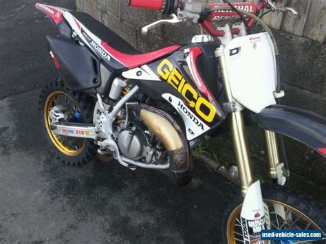 honda motocross bikes for sale 2006 honda cr 85 for sale in the united kingdom