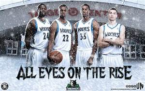 Minnesota Timberwolves All Eyes On The Rise by vndesign on ...
