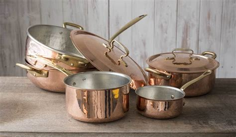 copper cookware kitchen sets bhg