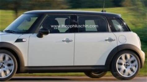 mini cooper 4 portes mini cooper cinq portes auto s 233 lection le