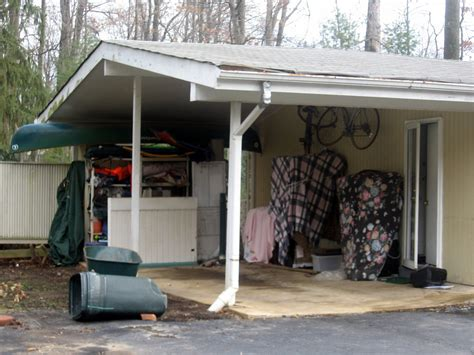 Turning Your Carport Into A Garage Adds Value