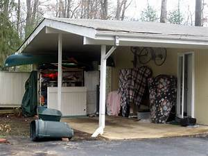 Carport Vor Garage : turning your carport into a garage adds value best garage door repair las vegas ~ Sanjose-hotels-ca.com Haus und Dekorationen