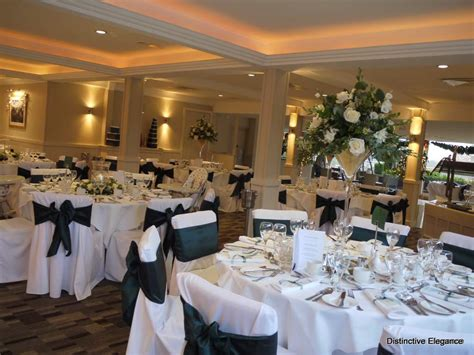 our last wedding of the year wedding chair covers surrey distinctive elegance