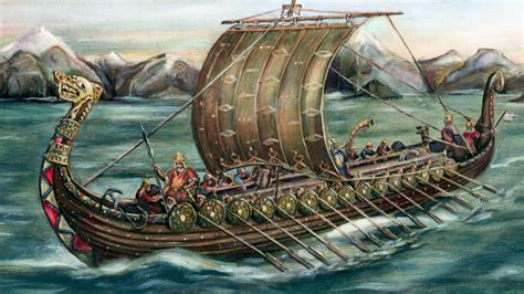 Viking Seafarers May Have Navigated With Legendary