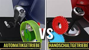 Automatikgetriebe Vs Handschaltgetriebe