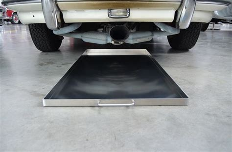 Garage Drip Tray by Garage Floor Drip Pans Dandk Organizer