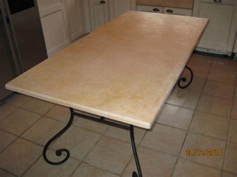 table de cuisine plan de travail plan de travail table cuisine ukbix