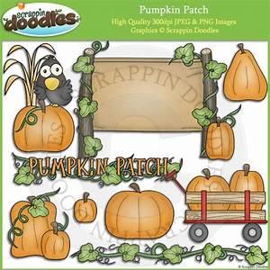 Pumpkin Patch Clip Art | My Art | Pinterest