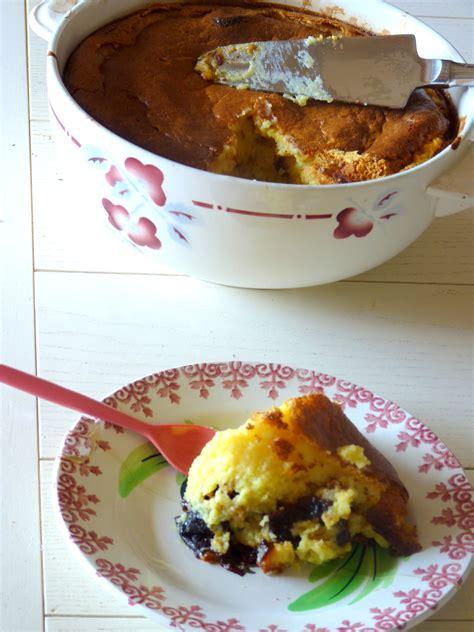 recette cuisine bretonne far breton aux pruneaux une cuillerée pour papa