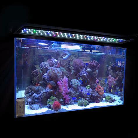 led aquarium lighting planted tank 24 quot 36 quot 48 quot multi color led aquarium light 0 5w full spec