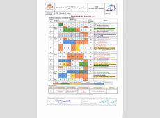 Calendar 2019 Karnataka at Seimado