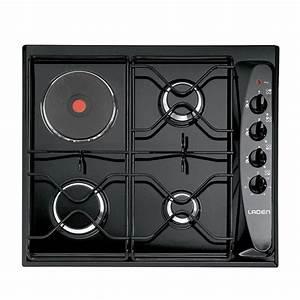 Plaque Gaz Et Induction : plaque de cuisson mixte four et table de cuisson sur ~ Dailycaller-alerts.com Idées de Décoration