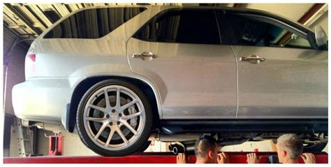 the quest to slam an mdx page 4 acura mdx forum
