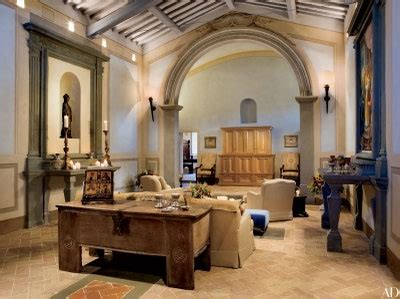 rooms   mediterranean style  architectural