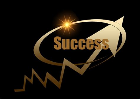 illustration success profit successful
